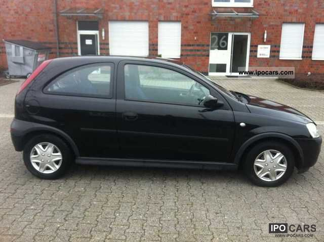 2003 opel corsa 1 2 16v njoy climate car photo and specs. Black Bedroom Furniture Sets. Home Design Ideas