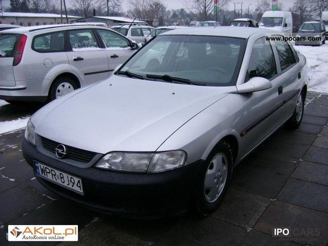 Opel  8V Vectra z gazem! 1995 Liquefied Petroleum Gas Cars (LPG, GPL, propane) photo