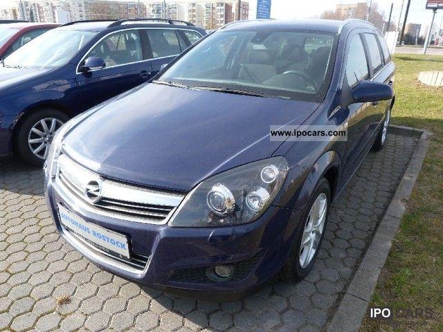Opel  Astra 1.6 Caravan + + gas system Navi +1. Hand + Scheckh 2008 Liquefied Petroleum Gas Cars (LPG, GPL, propane) photo