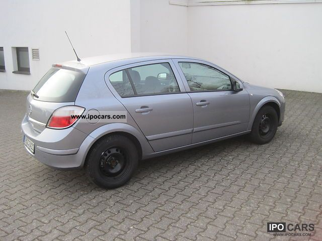2007 opel astra 1 6 car photo and specs. Black Bedroom Furniture Sets. Home Design Ideas