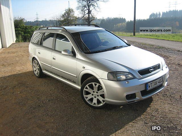 2003 opel astra caravan 2 0 turbo opc car photo and specs. Black Bedroom Furniture Sets. Home Design Ideas