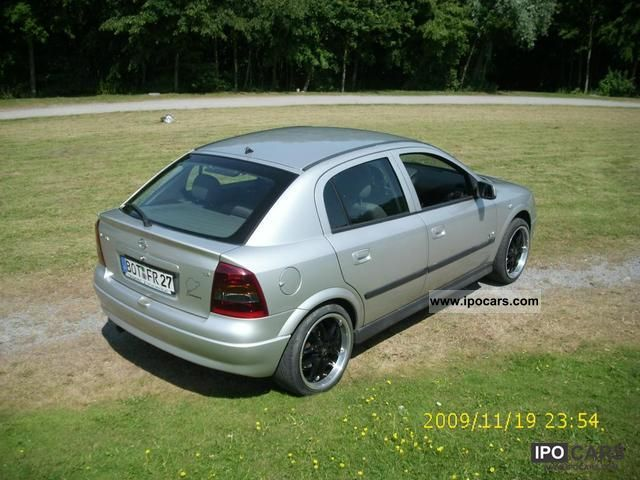 2003 opel astra 1 8 njoy 8 compartment aluminum rims car photo and specs. Black Bedroom Furniture Sets. Home Design Ideas