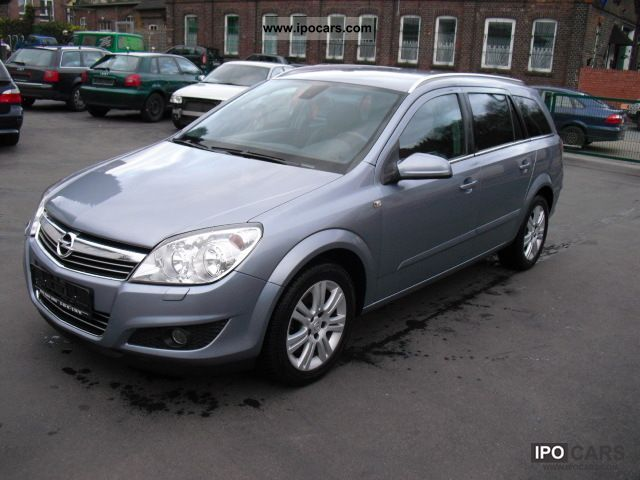 2008 opel astra caravan cosmo 1 9 cdti dpf car photo and specs. Black Bedroom Furniture Sets. Home Design Ideas