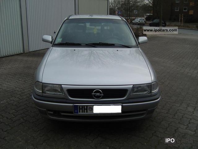 1997 Opel  1.6i with klimaa etc.. Price is negotiable Limousine Used vehicle photo