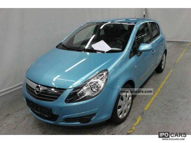 2010 Opel  Corsa 1.4 16V Edition 111 years Small Car Used vehicle photo