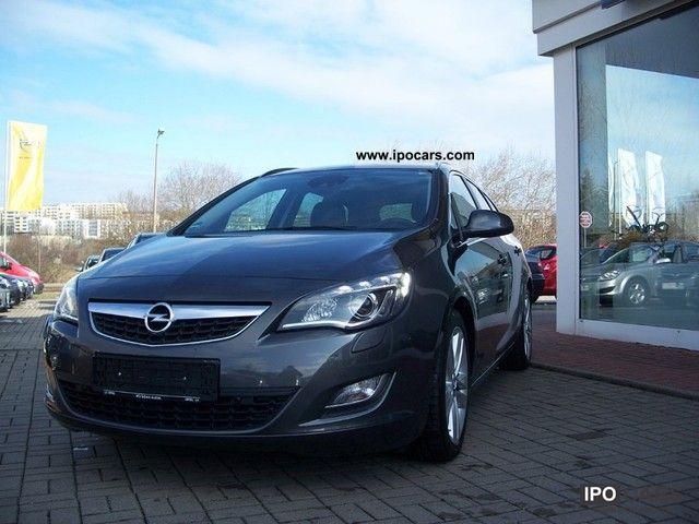 2011 Opel Astra 2.0 CDTI DPF Sports Tourer start / stop innovation ...