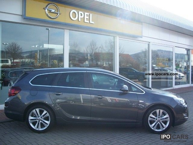 2010 Opel Astra Sports Tourer 20 Cdti Automatic Related Infomation