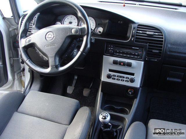 2003 opel zafira 2 2 dti sport recaro edition 17 car photo and specs rh ipocars com service manual opel zafira 2003 opel zafira 2003 manuel pdf