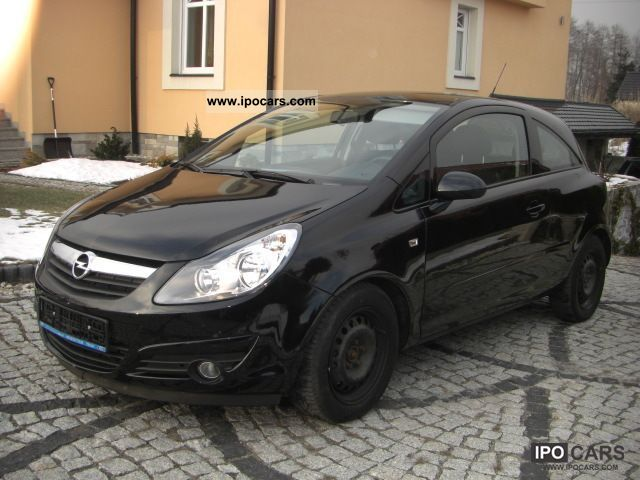2007 opel corsa 1 7 cdti sport 1 hand 78500km car photo and specs. Black Bedroom Furniture Sets. Home Design Ideas