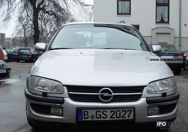 1998 Opel  Omega Caravan 2.5 V6 CD Estate Car Used vehicle photo