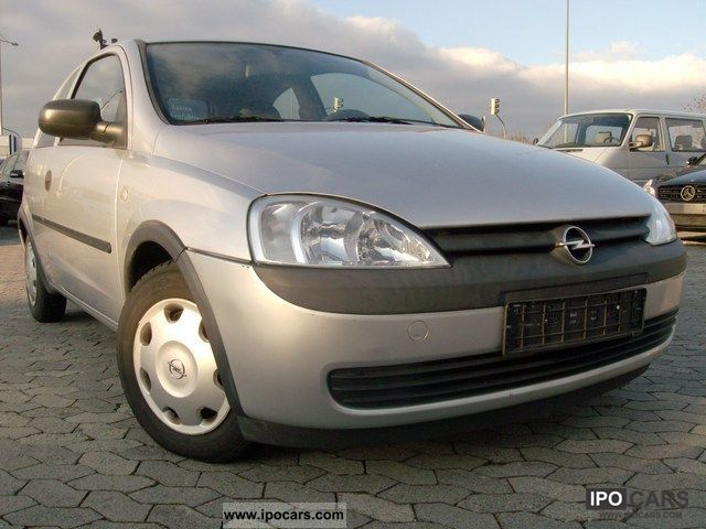 2002 opel corsa c 1 hand checkbook car photo and specs. Black Bedroom Furniture Sets. Home Design Ideas