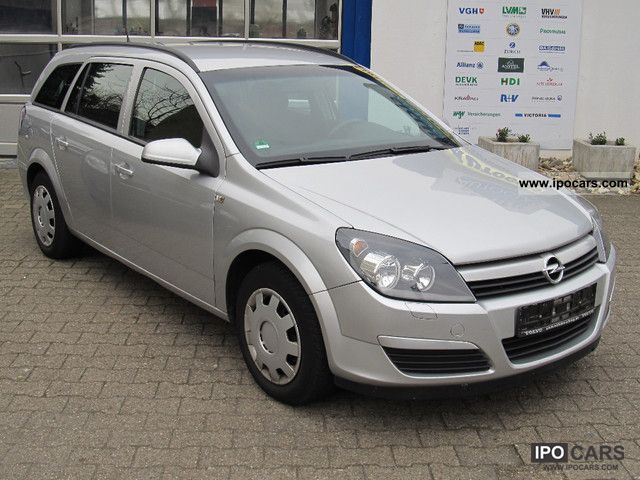 Opel  Astra H 1.4 16V Caravan * LPG Autogas * 2007 Liquefied Petroleum Gas Cars (LPG, GPL, propane) photo