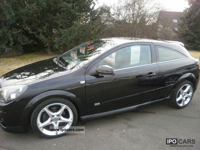 ... Opel Astra GTC 2.0 Turbo Cosmo 2008 Used vehicle photo