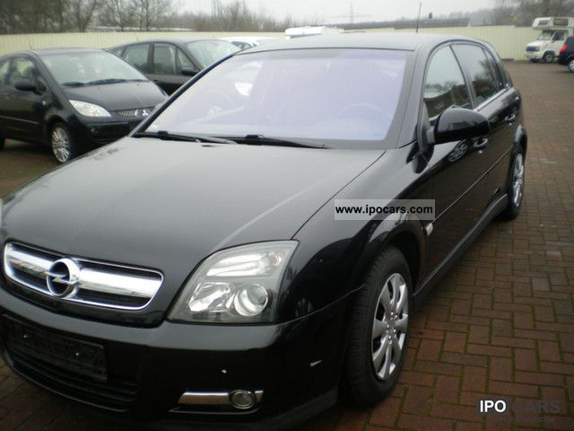 2005 opel signum 1 9 cdti sport car photo and specs. Black Bedroom Furniture Sets. Home Design Ideas