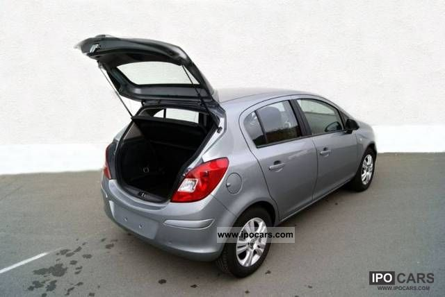 2011 opel corsa 1 2 16v facelift car photo and specs. Black Bedroom Furniture Sets. Home Design Ideas