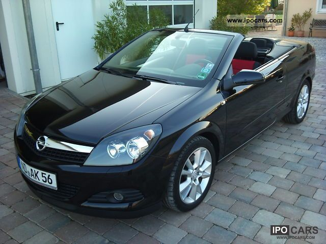 2007 Opel Astra Twintop 19 Cdti Edition Car Photo And Specs