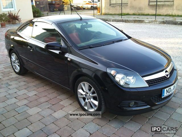 2007 opel astra twintop 1 9 cdti edition car photo and specs. Black Bedroom Furniture Sets. Home Design Ideas