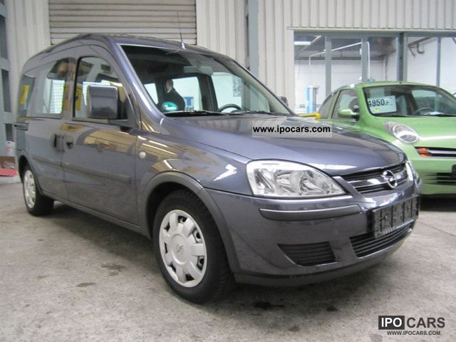 2005 Opel  Combo 1.4 Twinport tour * Well maintained * air * Estate Car Used vehicle photo