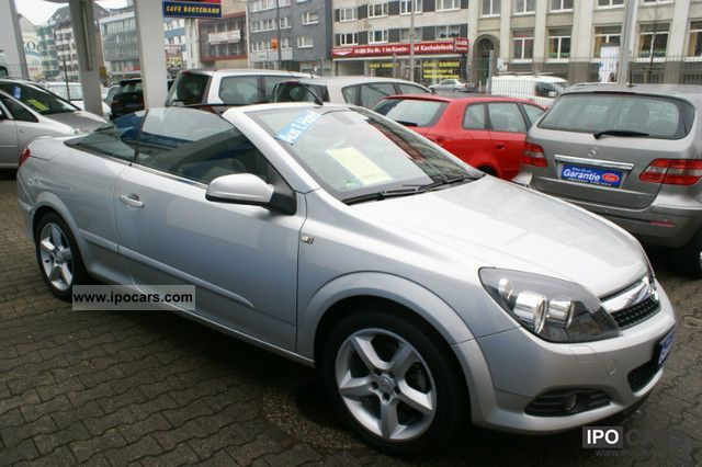 2007 Opel Astra Twin Top 1.6 Edition, 1Hand - Car Photo ...