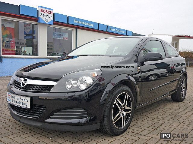 2009 opel astra gtc 1 4 edition 110 winter wheels car photo and specs. Black Bedroom Furniture Sets. Home Design Ideas