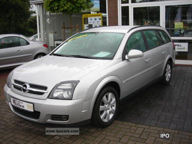 Opel  Vectra Caravan 1.8 Edition 2005 Liquefied Petroleum Gas Cars (LPG, GPL, propane) photo