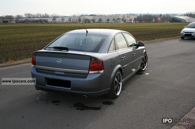 2005 Opel Vectra 2 2 Gts Car Photo And Specs