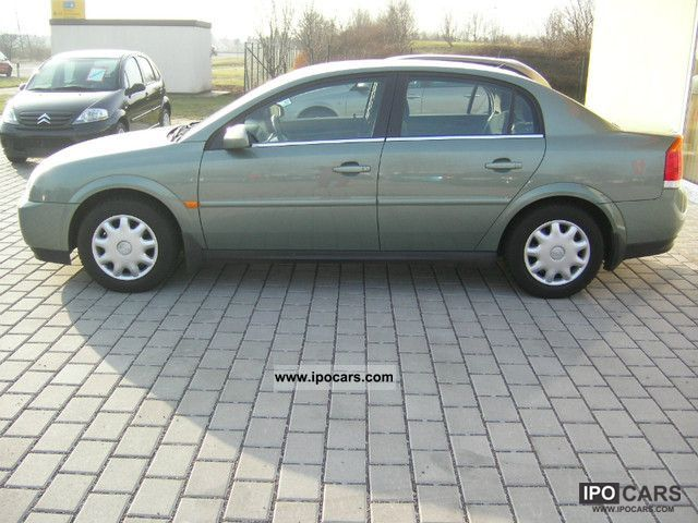 2002 opel vectra c 1 8 50 tkm from 1 hand car photo and. Black Bedroom Furniture Sets. Home Design Ideas