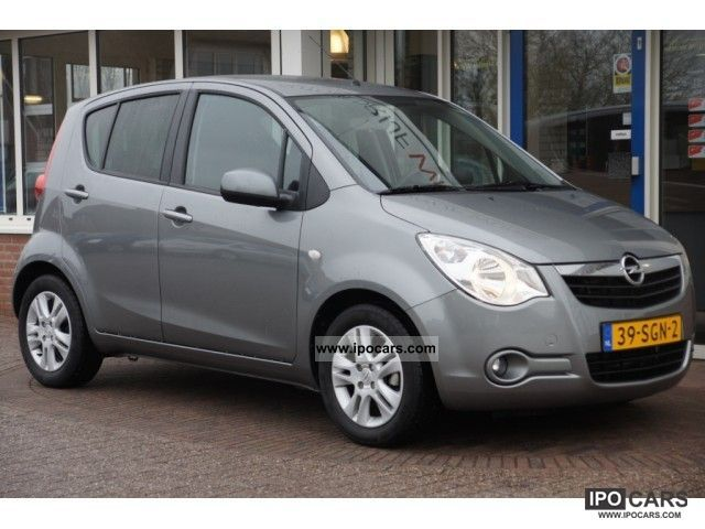 2011 Opel  Agila 1.0 12V 48kW ecoFLEX Edition Style (airco / Van / Minibus Used vehicle photo