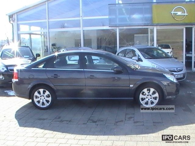 2006 opel vectra 2 0 turbo edition top exh state car photo and specs