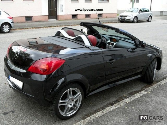 2007 opel tigra 1 4 design edition with heater car photo. Black Bedroom Furniture Sets. Home Design Ideas