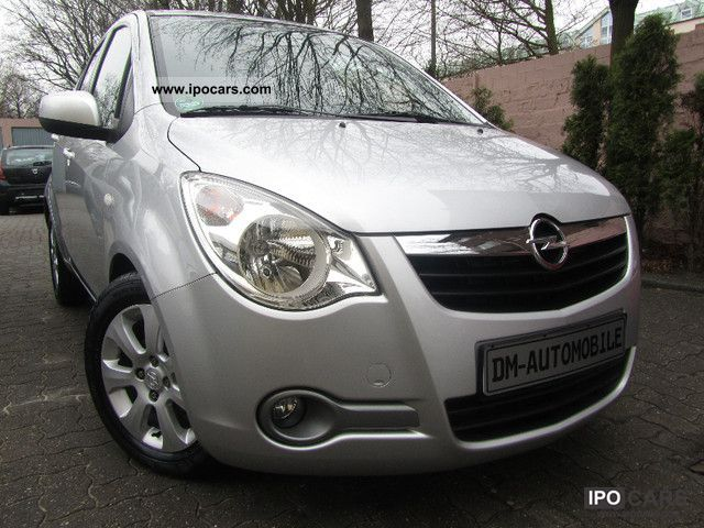 2008 Opel Agila 1.2 Automatic Edition Small Car Used vehicle photo