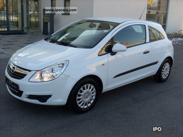2007 opel corsa 1 3 cdti climate dpf model 2008 car photo and specs. Black Bedroom Furniture Sets. Home Design Ideas