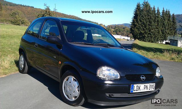 2000 Opel  1.5 TD * TUV * June 2013 * 8x * many new parts Small Car Used vehicle photo