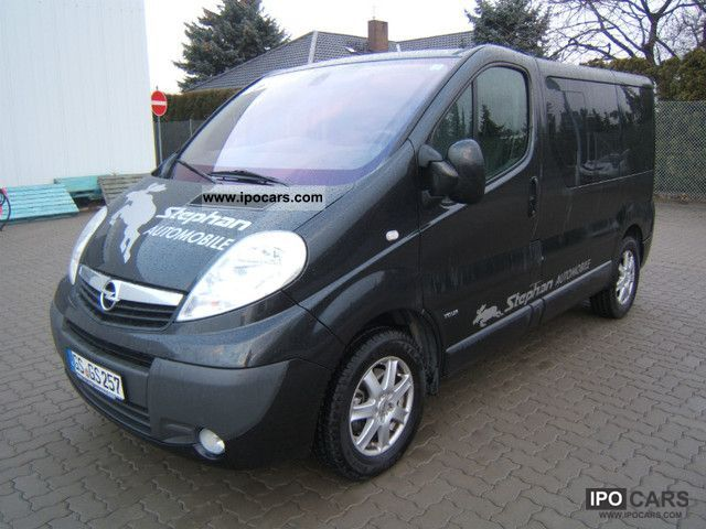 2011 opel vivaro 2 5 cdti dpf l1h1 tour cosmo heater car. Black Bedroom Furniture Sets. Home Design Ideas