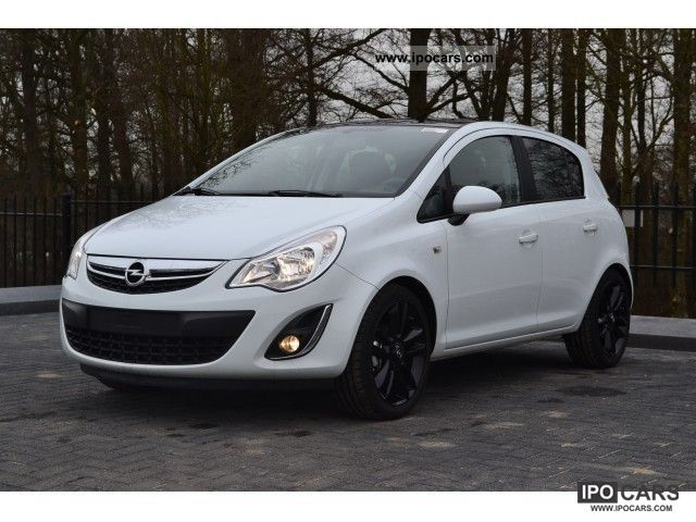 2011 opel corsa 1 4 twinport color edition 5 drs