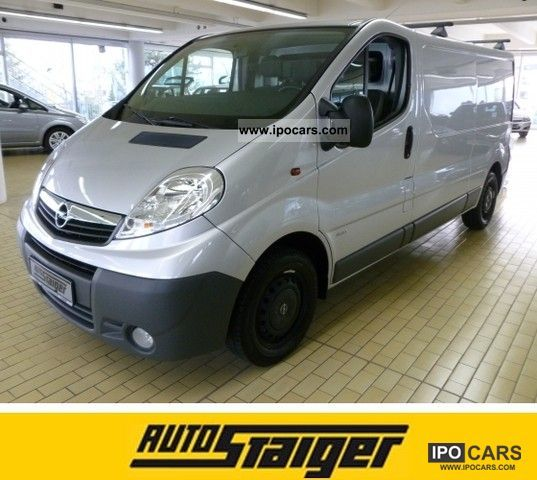 2008 Opel  9.2 CDTI Vivaro L2H1 box Van / Minibus Used vehicle photo