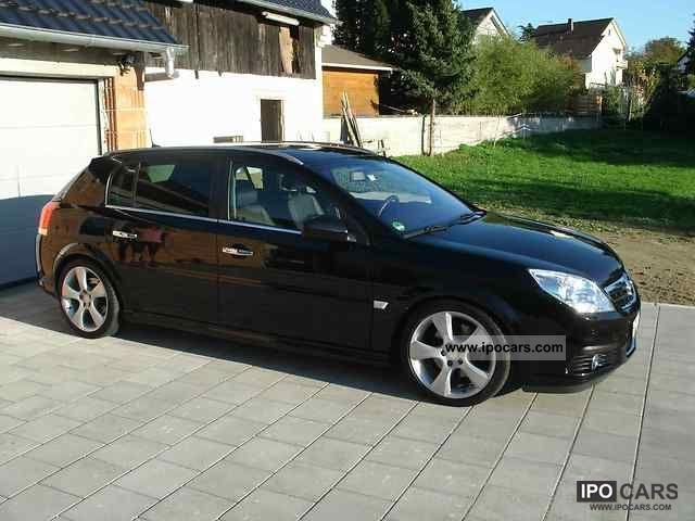 2007 Opel Signum Sport 2 8 V6 Turbo S Automatic Estate Car
