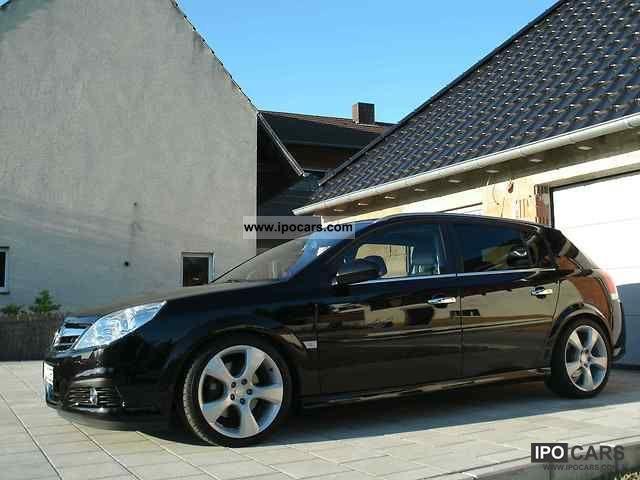 2007 opel signum sport 2 8 v6 turbo s automatic car. Black Bedroom Furniture Sets. Home Design Ideas
