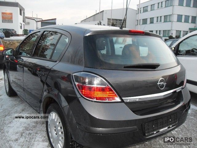 2009 opel astra 1 4 easytronic edition car photo and specs. Black Bedroom Furniture Sets. Home Design Ideas