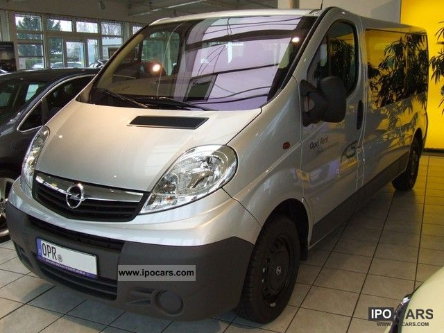 2012 opel vivaro combi l2h1 2 0 cdti car photo and specs. Black Bedroom Furniture Sets. Home Design Ideas