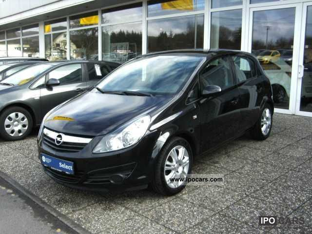 2009 opel innovation corsa 2 1 5tg car photo and specs. Black Bedroom Furniture Sets. Home Design Ideas