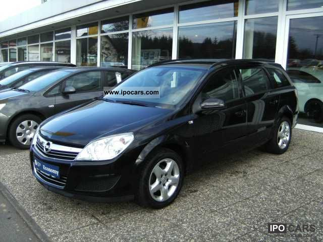 2007 opel astra caravan 1 4 car photo and specs. Black Bedroom Furniture Sets. Home Design Ideas