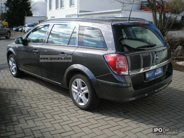 2009 Opel Astra Caravan 1 6 Edition Automatic Climate