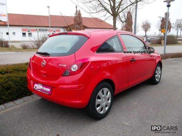 2011 opel corsa 1 2 16v ecoflex selection cool soundpake. Black Bedroom Furniture Sets. Home Design Ideas
