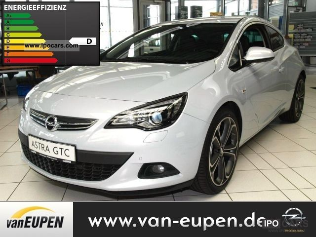 2011 Opel  Astra innovation - Turbo Vision, aluminum, leather, PDC, Other Pre-Registration photo