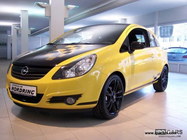 Opel  Corsa D 1.2 Color Race 2010 Race Cars photo