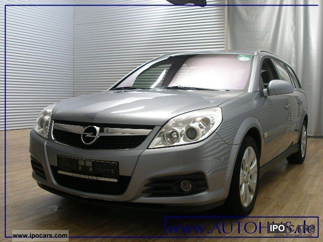 2008 Opel  Vectra Caravan 1.9 CDTI EDITION PL. NAVI Estate Car Used vehicle photo