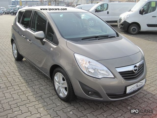 2011 Opel  Meriva 1.4 Design Edition Other Used vehicle photo