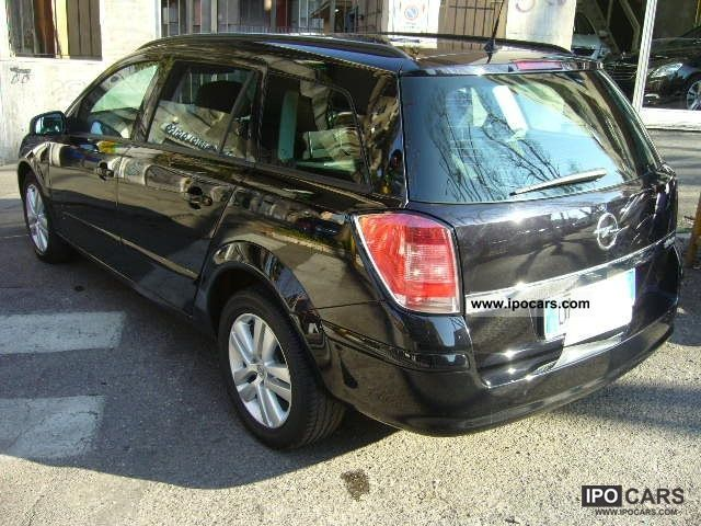 2008 opel astra 1 9 cdti 120cv sw enjoy dpf euro4 car. Black Bedroom Furniture Sets. Home Design Ideas
