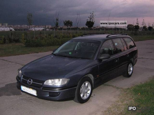 Opel  Omega 2.0 16V GAZ KLI. ZADBANY 1997 Liquefied Petroleum Gas Cars (LPG, GPL, propane) photo